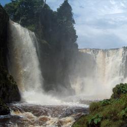 Pagina principale Itinerari - Cascate Kongou e Momba Baï