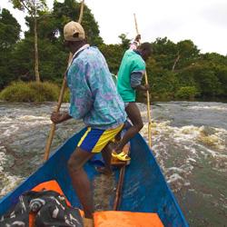 Pagina principale Itinerari - Momba Baï