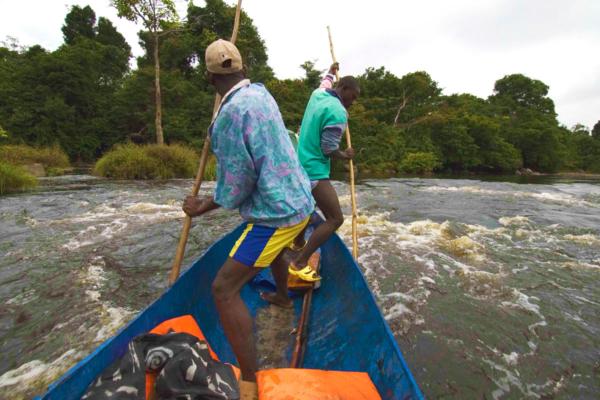 Un'altro viaggio nel fiume con due guide